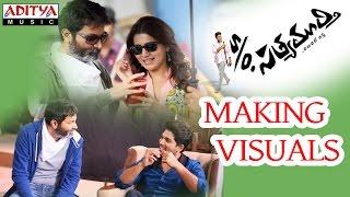 """Making Visuals"" Of S/o Satyamurthy || Allu Arjun,Samantha,Trivikram - ADITYAMUSIC"