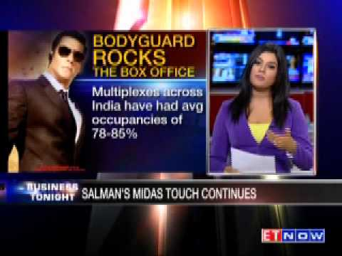Salman Khan's Midas touch continues with Bodyguard - box office report