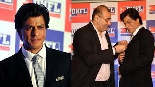 Shahrukh Khan Signed As Brand Ambassador For DHFL - THECINECURRY