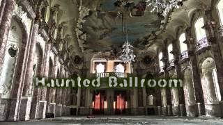Royalty Free :Haunted Ballroom