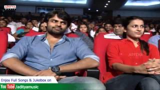 Govindudu Andarivadele Audio Launch - Mega Family Songs Medly Dance - ADITYAMUSIC