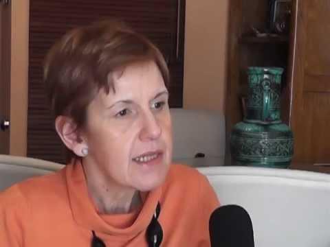 Jornada sobre Violencia. Entrevista SusanaTreviño- Lydia Guevara Ramirez