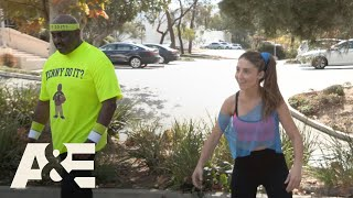 Storage Wars: Bonus - Kenny and Mary's Tire Race (Season 11) | A&E - AETV