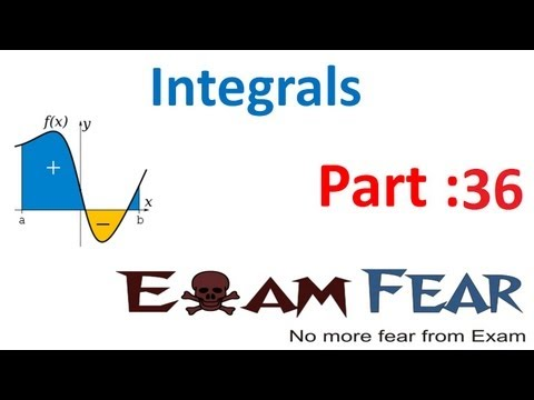 Maths Integrals part 36 (Example:Definite integrals as limit of sum) CBSE class 12 Mathematics XII