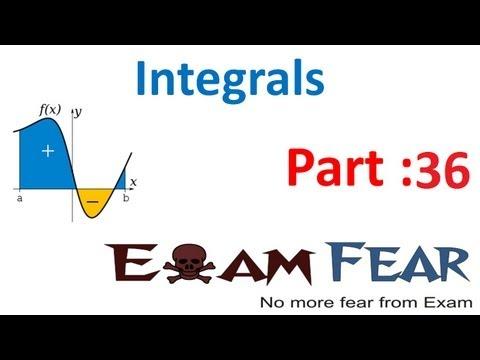 Maths Integrals part 36 (Example:Definite integrals as limit of sum) CBSE class 12 Mathematics XII