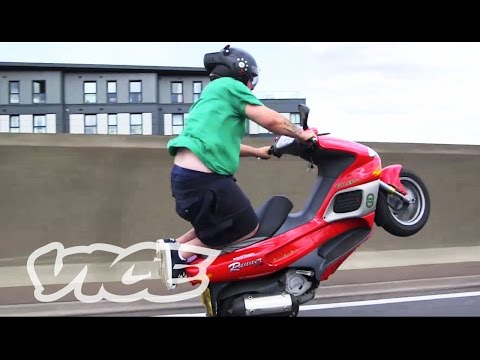 The Moped Gangs of London: UK Bikelife