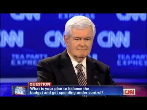  Candidates for 2012 &#8211; Newt