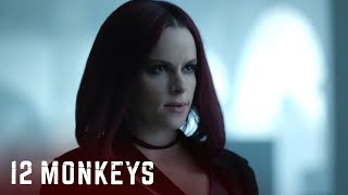 12 MONKEYS | Season 4, Episode 1: Ocean's 1 | SYFY - SYFY
