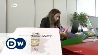 Euro 2016: Brazilian helps German team | DW News - DEUTSCHEWELLEENGLISH