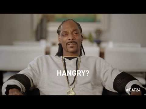 Snoop Dogg - Snoop Dogg Stars In EAT24 Super Bowl Commercial