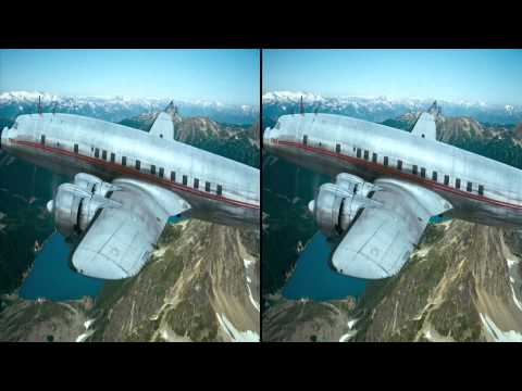 Legends of Flight (LG Cinema 3D)