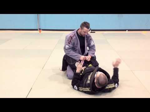 Cobra Strike Cross Collar Choke with Keith Owen