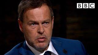 Promising pitch falls apart after shocking revelation | Dragons' Den - BBC