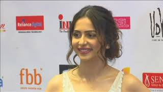 20 Jun, 2018: Bollywood stars dazzle at MissIndia 2018 red carpet - ANIINDIAFILE