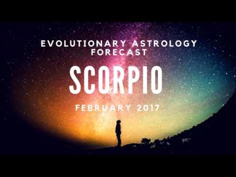 SCORPIO   February 2017 Horoscope   Raising Vibrations Astrology