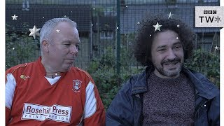 Interview with Mark Gatiss and Steve Pemberton - The League of Gentlemen - BBC Two - BBC