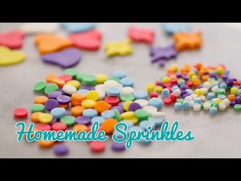 How to Make Sprinkles - Gemma's Bold Baking Basics Ep 36