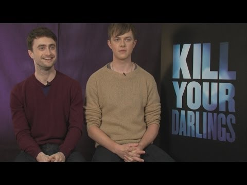 Daniel Radcliffe gets naked: Actor jokes about nude scenes during Kill Your Darlings interview