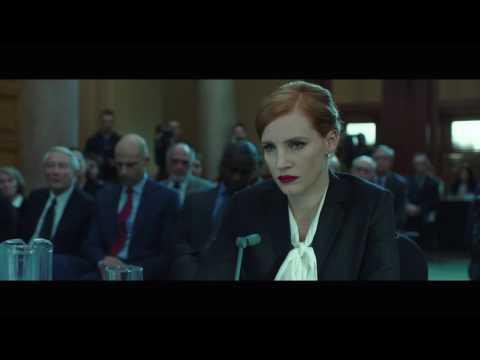 Miss Sloane | Pelicula de Cine (Estreno Mayo 2017)