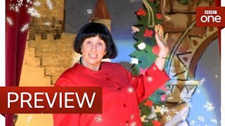 Ann Widdecombe on The Ann Widdecombe Song - Our Friend Victoria at Christmas - BBC One - BBC