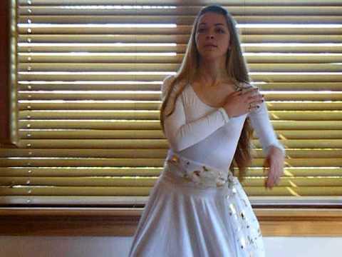 Top vestidos para danza cristiana wallpapers