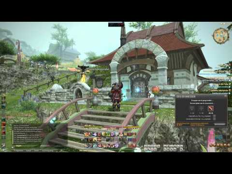 Let's Play Final Fantasy XIV ARR - #128 Kampf gegen Leviathan (deutsch)