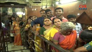 Huge Devotees Rush in Lord Shiva Temples on Occasion of Karthika Masam | Vizianagaram | CVR News - CVRNEWSOFFICIAL