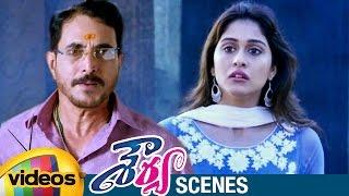 Satya Prakash WARNS Regina Cassandra | Manchu Manoj | Shourya Telugu Full Movie Scenes - MANGOVIDEOS