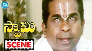 Swamy Movie Scenes - Brahmanandam Comedy || Nandamuri Hari Krishna || MM Keeravani - IDREAMMOVIES
