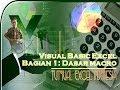 Tutorial Excel Indonesia:Bagian 1: Macro Excel Tingkat Dasar