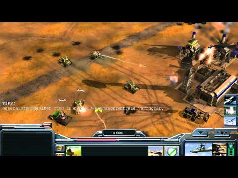 Let`s play Command and Conquer Generäle Die Stunde Null (WA) Part 14
