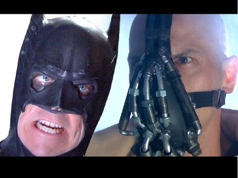 NEW Dark Knight Rises Trailer!  Rated Awesome
