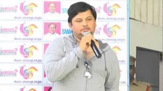 Surender Reddy Speech At  Telugu Film Industry Swachh Hyderabad - TFPC
