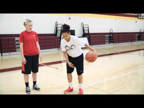 How to Beat Your Defender off the Dribble Basics Part 2