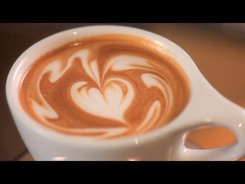 How to Pour a Wave | Latte Art