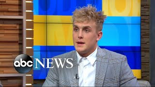 Self-described 'imperfect role model' Jake Paul opens up about his YouTube empire - ABCNEWS