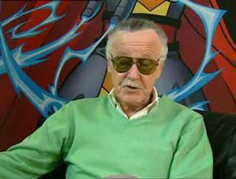Stan Lee talks (1 of 2)