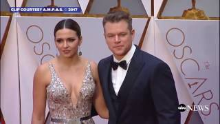 Watch the 89th annual Academy Awards red carpet arrivals - ABCNEWS