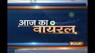 Aaj Ka Viral: Truth behind viral video of Muslims attacking railway station - INDIATV