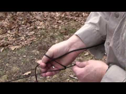 How to Tie a One Handed Bowline Knot, Equip 2 Endure