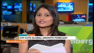 Market Pulse: Citi Raises India Growth Forecast - BLOOMBERGUTV