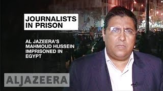 CPJ: Record number of journalists jailed in 2017 - ALJAZEERAENGLISH