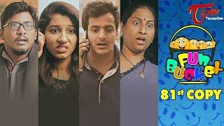 Fun Bucket | 81st Copy | Funny Videos | by Harsha Annavarapu | #TeluguComedyWebSeries - TELUGUONE