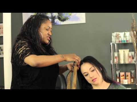 Braiding Styles Using Yaki Pony Hair : Hair Styling & Care