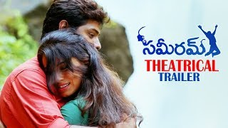 Sameeram Movie Theatrical Trailer | Yashwanth | Amrita Acharya | Ravi Gundaboina | TFPC - TFPC