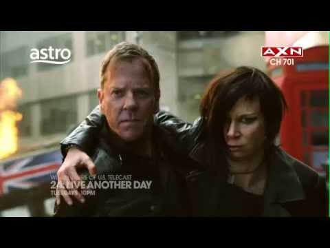 [AXN] 24: Live Another Day