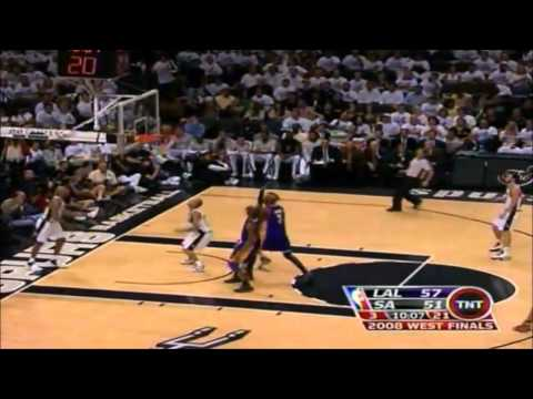 Kobe Bryant Full Highlights vs San Antonio Spurs 2008 WCF
