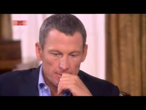 Lance Armstrong Does Radiohead's  