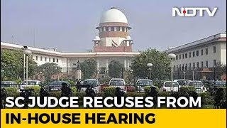 Justice NV Ramana Drops Out Of Panel Probing 'Conspiracy' Against Chief Justice - NDTV