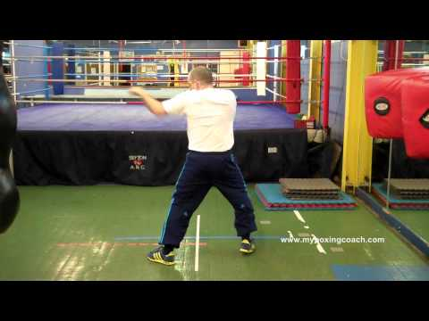 How to Box in HD - The Boxing Jab